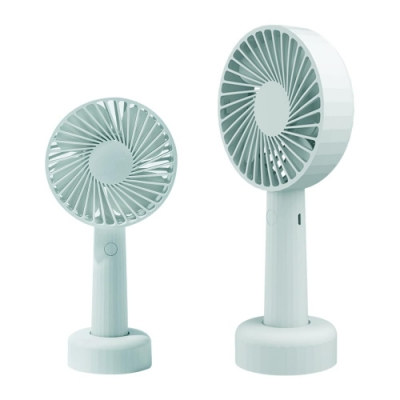 SOLOVE 素樂 行動迷你風扇 USB手持風扇 桌面大風力靜音便攜隨身風扇