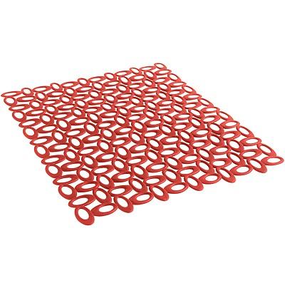 《MASTRAD》水槽瀝水墊(紅S)