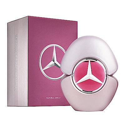 Mercedes-Benz 賓士 爵色佳人女性淡香水 90ml