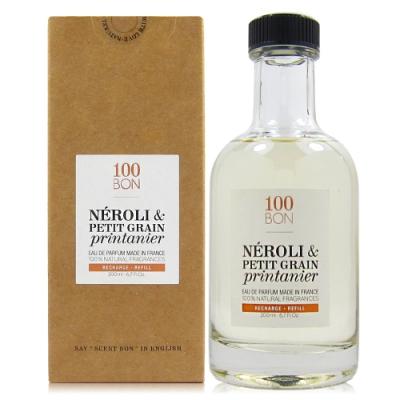 100BON NEROLI EDP RECHARGE 橙花&苦橙葉淡香精 200ml補充瓶