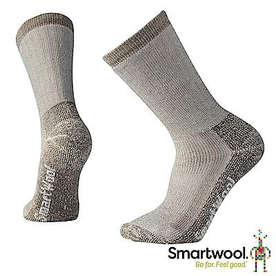 SmartWool 重量級減震型徒步中長襪 灰褐