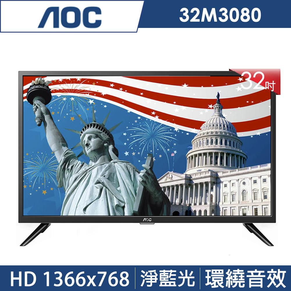 AOC 32型液晶顯示器 32M3080 @ Y!購物