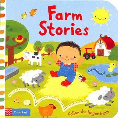 Farm Stories 農場故事硬頁翻翻觸摸書