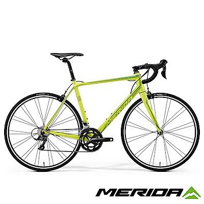 《MERIDA》美利達全能型跑車 SCULTURA 斯特拉200 黃綠 2018