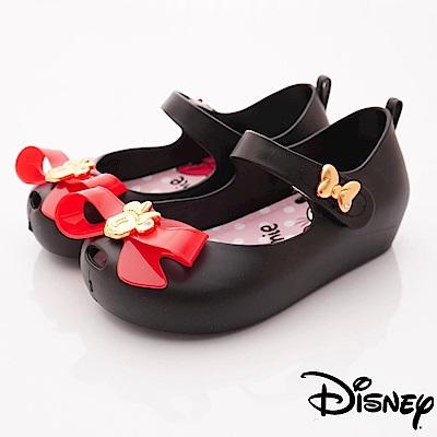 迪士尼童鞋 米妮金賞娃娃鞋款 ON19374黑(中小童段)