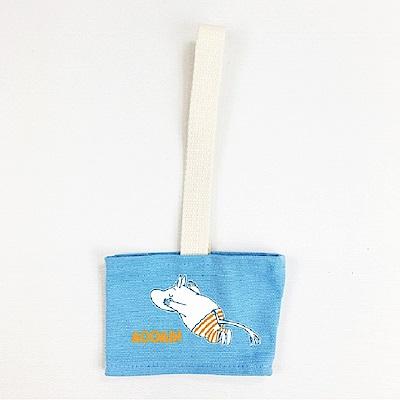 Moomin 飲料提袋(藍色)