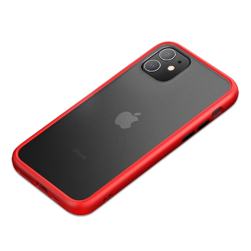 IN7 膚感系列 iPhone 11 (6.1吋)半透明磨砂款手機保護殼 product image 1