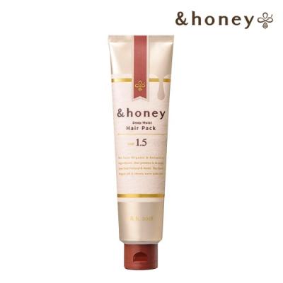 &honey 蜂蜜亮澤修護髮膜1.5