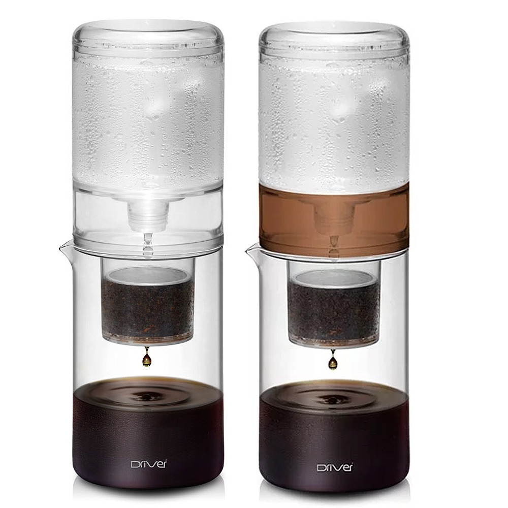 Driver設計款冰滴咖啡壺600ml
