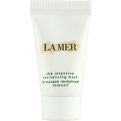 (即期品)LA MER海洋拉娜 煥采醒膚面膜5ml(效期2019年06月)