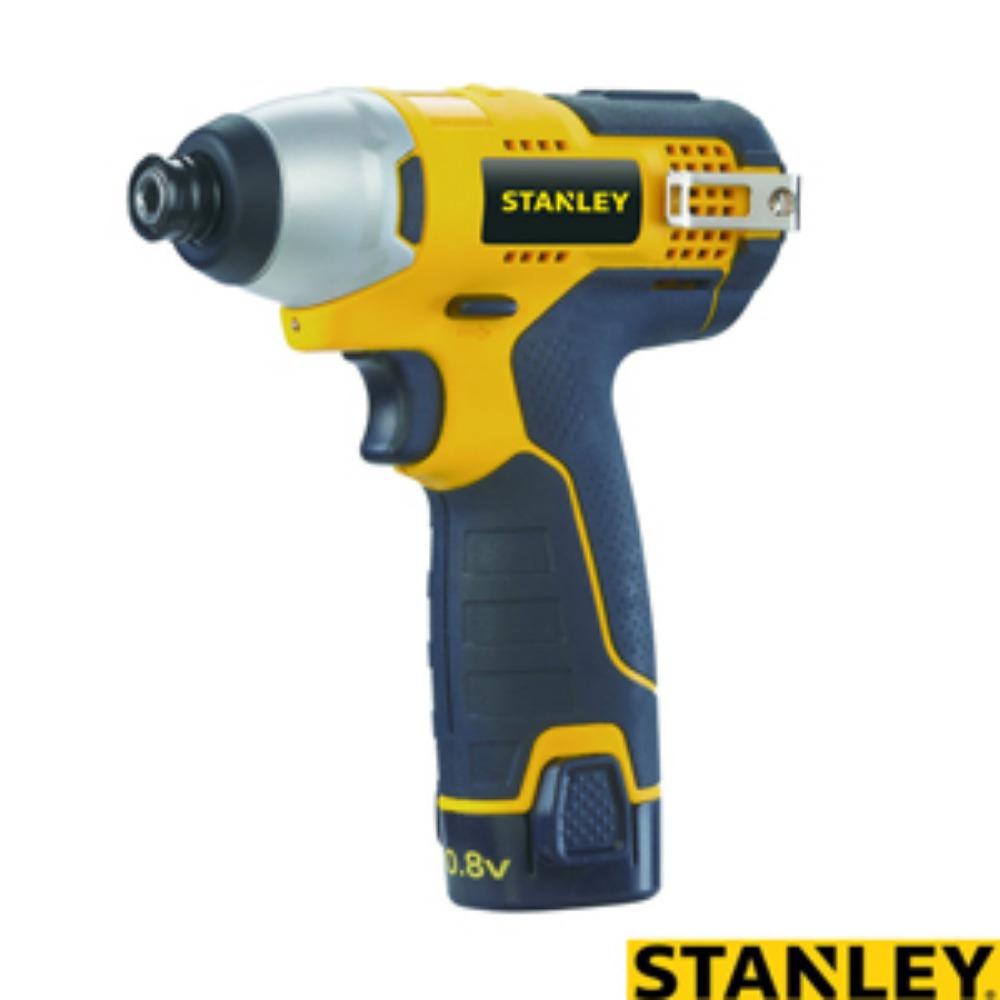 美國 史丹利 STANLEY 10.8V 鋰電衝擊起子機 STDC041(雙電池)