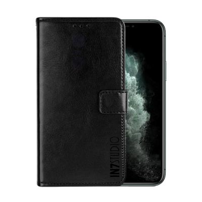 IN7 瘋馬紋 iPhone 11 Pro (5.8吋) 錢包式 磁扣側掀PU皮套 吊飾孔 手機皮套保護殼