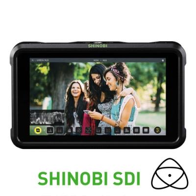 澳洲 ATOMOS Shinobi SDI版 5吋監視記錄器 ATOMSHBS01