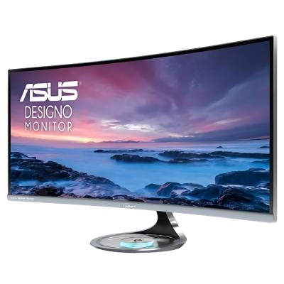 ASUS Designo Curve MX34VQ 34吋 VA 超廣曲面顯示器