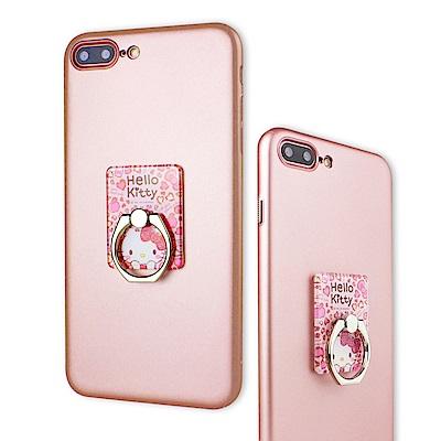 iStyle iPhone 7/8 p 5.5吋 HelloKitty 粉色魅力支架手機殼