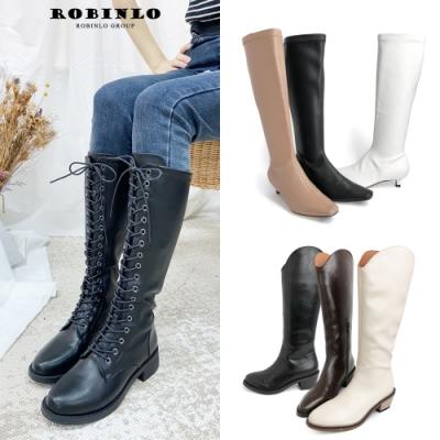 【時時樂限定】Robinlo獨家限時瘋搶完美比例長靴 (五款任選)