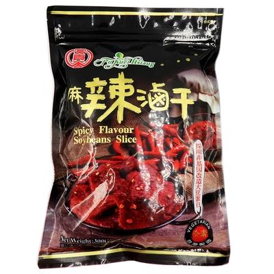 富貴香 麻辣滷干 純素 300g*3包