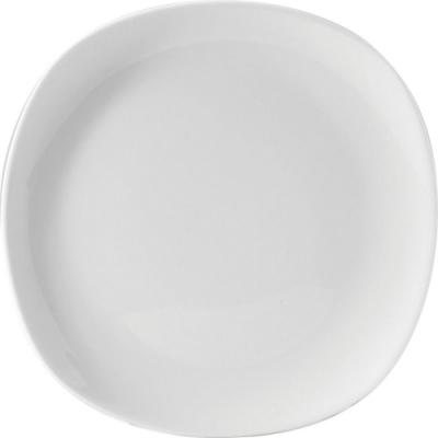《Utopia》瓷製餐盤(白20cm)