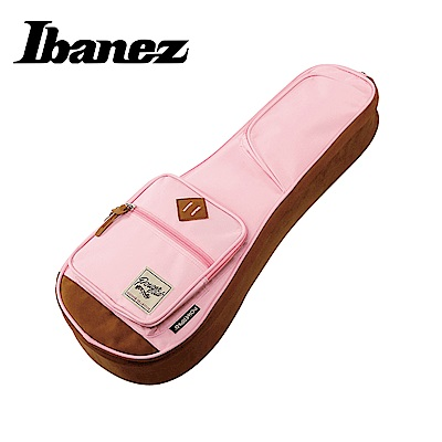 IBANEZ IUBS541 PK 21吋烏克麗麗專用袋 設計師款 粉色