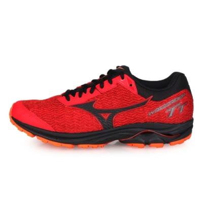 MIZUNO 男 慢跑鞋 WAVE RIDER TT 紅黑