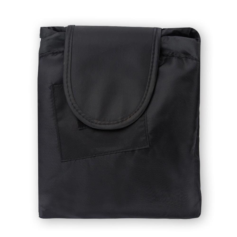 旅遊首選 懶人收納袋 大容量 抽繩 化妝包 束口袋 收納包 洗漱包(黑色)