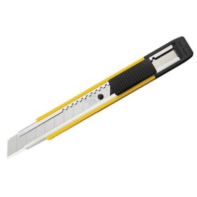 日本製造OLFA自動卡鎖中型美工刀MT-1型(替刃12.5mm;日本型號203B美工刀)