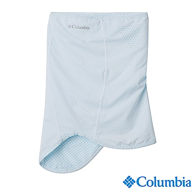 Columbia 哥倫比亞 中性-UPF50涼感快排防潑頸圍-白色UCU01340