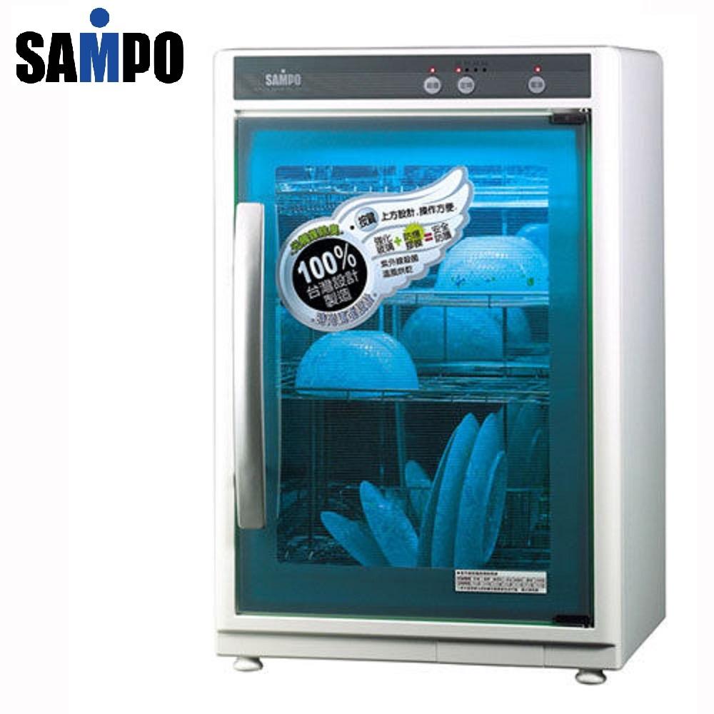 (快速到貨)SAMPO 聲寶 四層 光觸媒 紫外線 殺菌 烘碗 KB-RF85U