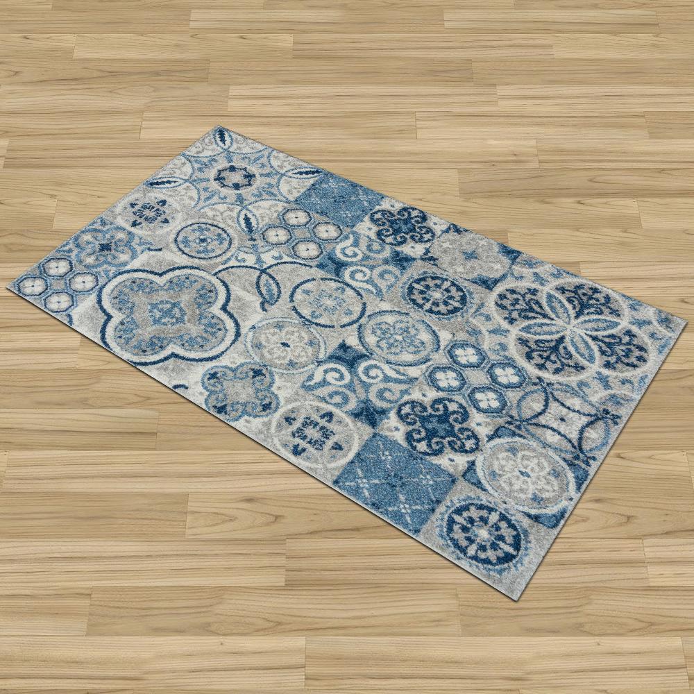 Ambience-比利時Nomad床邊/走道地毯 -摩洛哥(67x130cm)