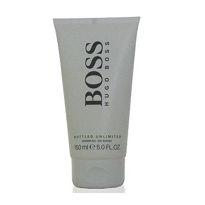 Boss Bottled Unlimited 自信無限沐浴精 150ml