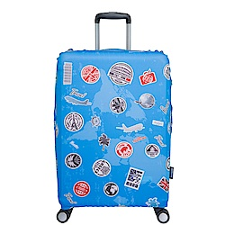 行李箱保護套-旅行-M ODS17B02MTR