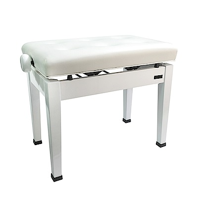THMC B103 鋼琴升降專用琴椅 雲朵白色款