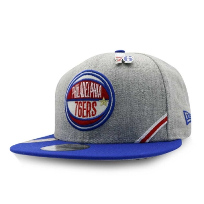 New Era 950 NBA DRAFT 棒球帽 76人
