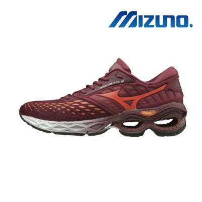 MIZUNO 美津濃 男慢跑鞋 WAVE CREATION 21 J1GC200157