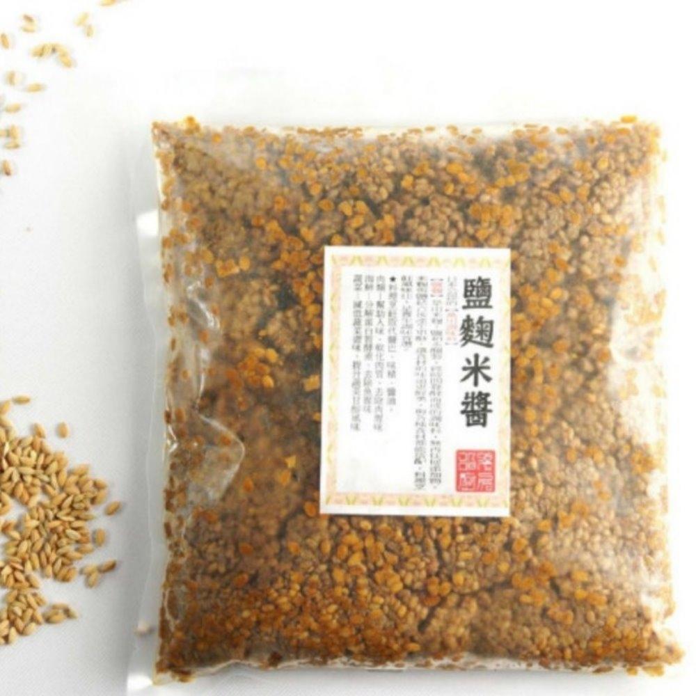 部落廚房 鹽麴米醬 1000公克(4包)