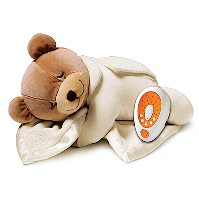 美國 PRINCE LIONHEART 睡睡熊助眠玩偶(安撫熊)