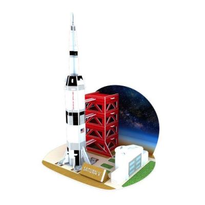 賽先生科學 3D立體拼圖:太空宇航系列(三款)