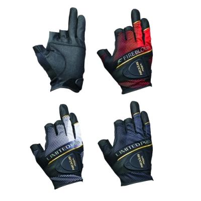 【SHIMANO】GL-141T NEXUS 3指出手套 LIMITED PRO