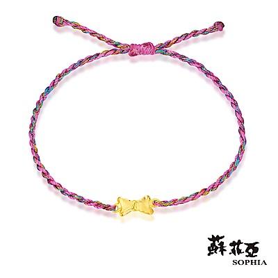 蘇菲亞SOPHIA - G LOVER系列禮物五色手環