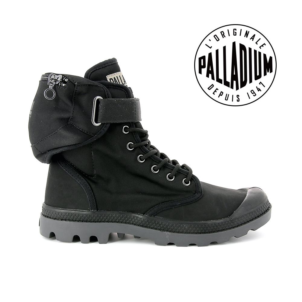 Palladium Pampa Solid ranger TP-男-黑