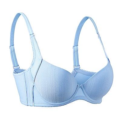 黛安芬-T-Shirt Bra系列 D-E罩杯內衣(天空藍)