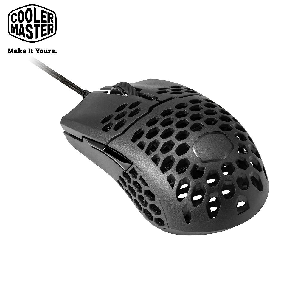 Cooler Master MM710 電競滑鼠 黑色