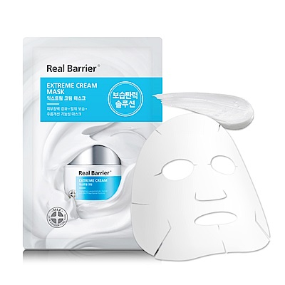 Real Barrier沛麗膚 屏護保濕抗皺乳霜面膜(30ml)