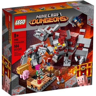樂高LEGO Minecraft系列 - LT21163 The Redstone Battle