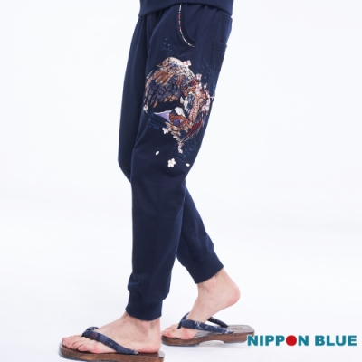 日本藍 BLUE WAY –日本藍初夢針織長褲