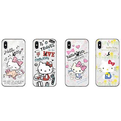 GARMMA Hello Kitty iPhone Xs Max 防摔保護軟殼