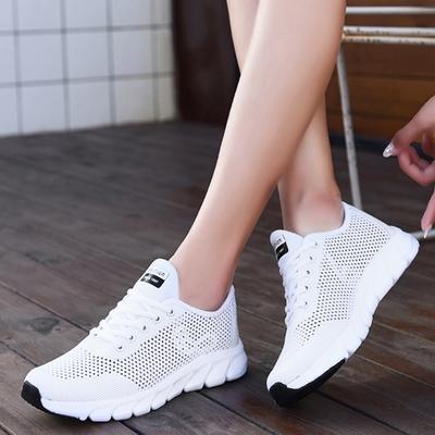 LN  現+預 韓版輕量飛織軟底運動休閒鞋(網面/飛織/軟底/休閒鞋)