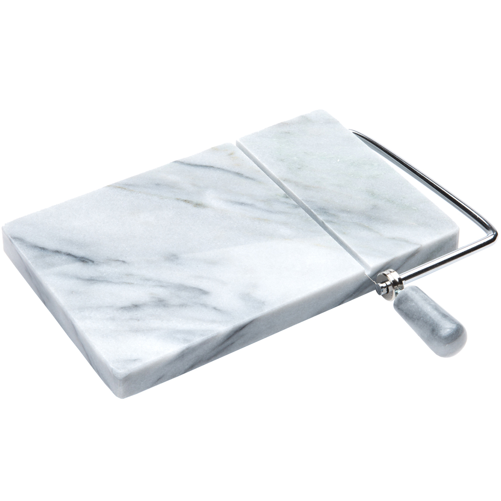 《FOXRUN》起司鋼線切刀+大理石砧板