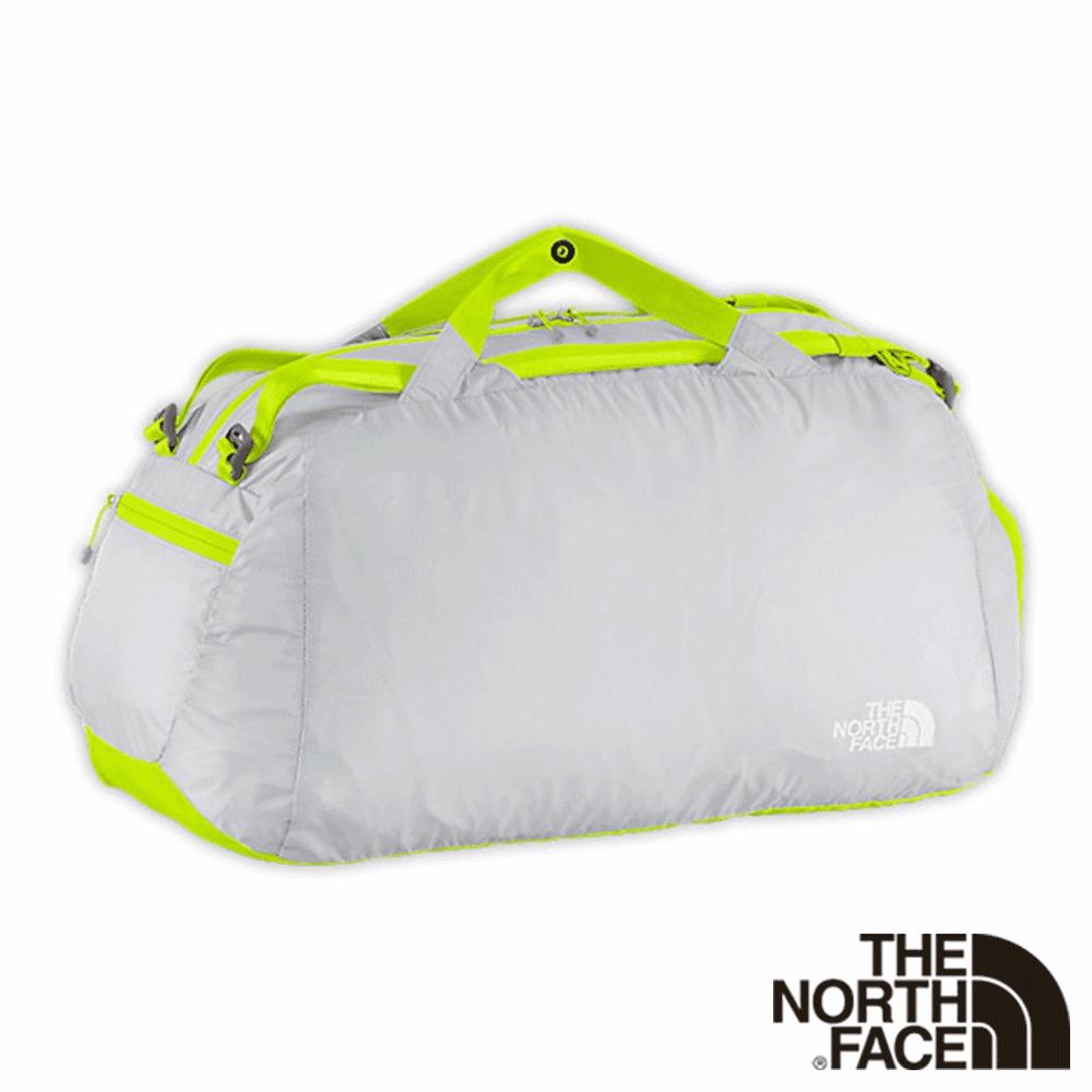 The North Face 32L 輕量多功能裝備袋 灰白
