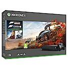 Xbox One X 1TB – 《極限競速:地平線 4》同捆組